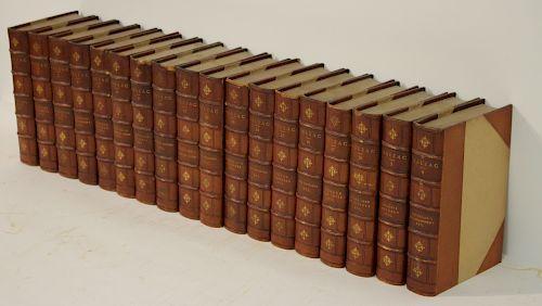 Balzac, 18 Volume Set