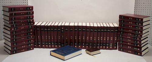 2 Sets The Zohar, 23 Volume Set