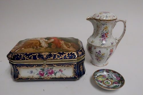 Dresden Pot & RS Prussia Box