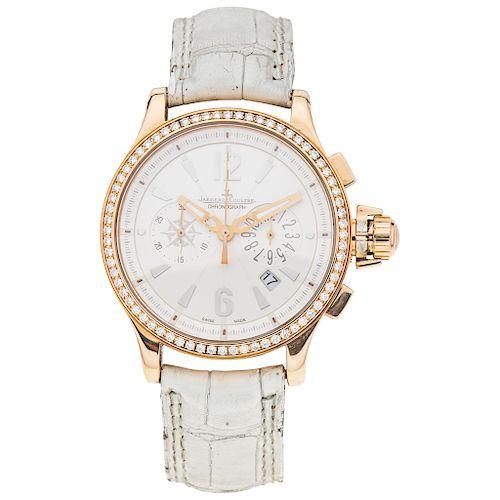 JAEGER-LECOULTRE COMPRESSOR MASTER 1000 HOURS REF. 148.2.31. wristwatch.