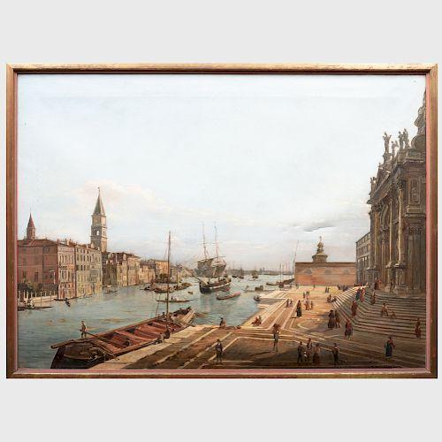 Italian School: The Grand Canal