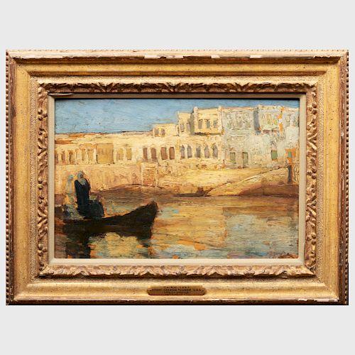 Henry Ossawa Tanner (1859-1937): Cairo