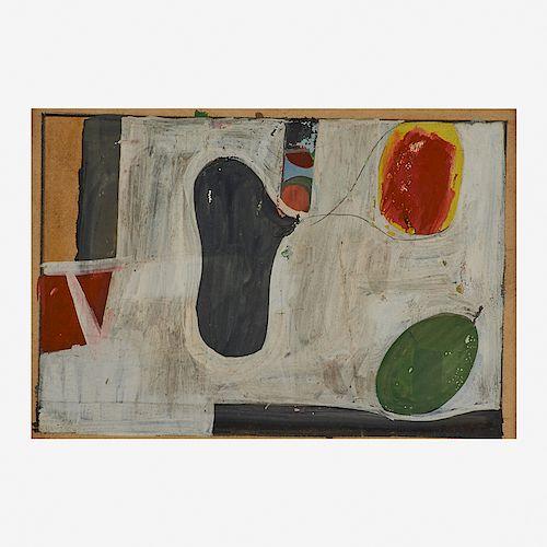 Willem de Kooning (American/Dutch, 1904-1997)