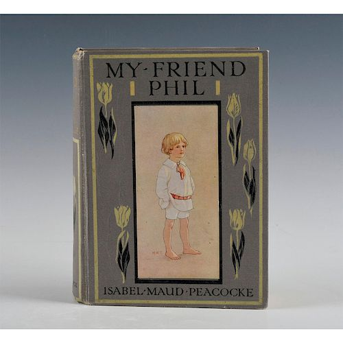 MY FRIEND PHIL BOOK, ILLUSTRATED BY MARGARET TARRANT