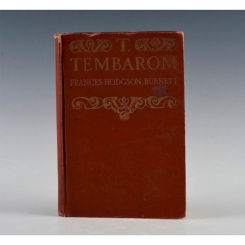 BOOK, T. TEMBAROM, FIRST EDITION