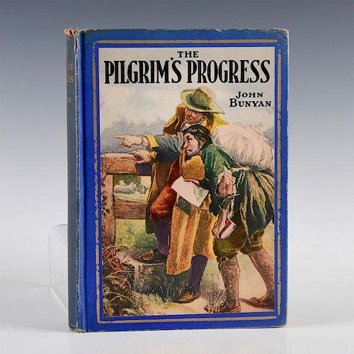 BOOK, THE PILGRIM'S PROGRESS ILLUSTRATED BY FREDERICK BARNARD