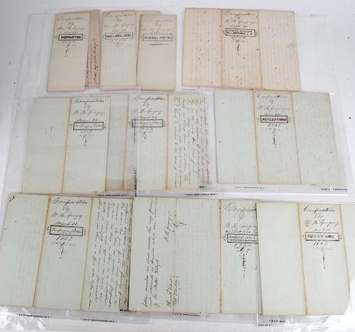 Vintage Facsimiles of Temperance Compositions