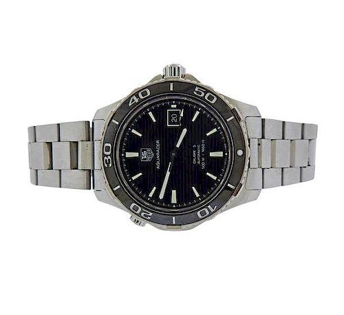 Tag Heuer Aquaracer Steel Automatic Watch WAK2110