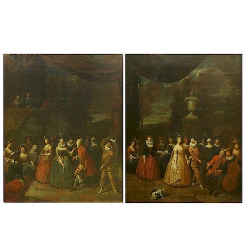 Jan Josef Horemans, Flemish (1682 - 1759)