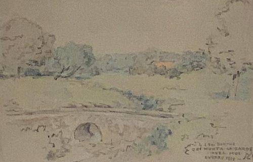 Jean-Marie Michel Cazin (French 1869-1917)
