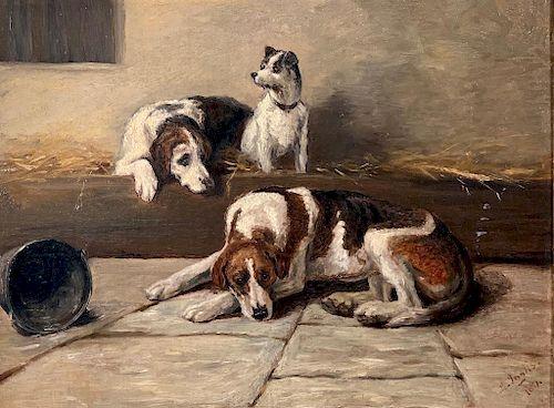 Lionel Inglis (Flourished 1850-1870)