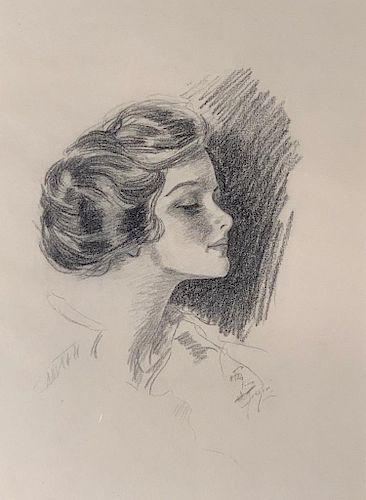 Harrison Fisher (American 1875-1934)