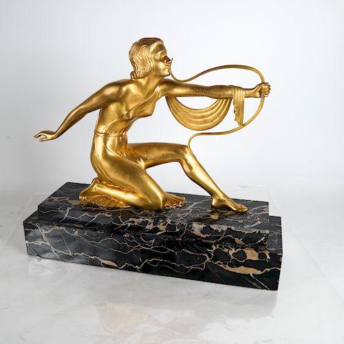 Zoltan KOWATS: Diana The Huntress Sculpture