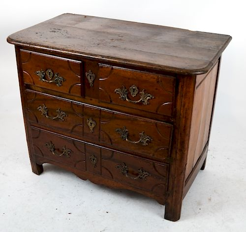 Antique French Provincial Regence Commode/Chest