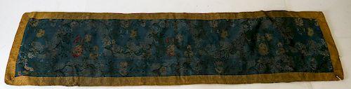 Floral Design Tapestry Textile