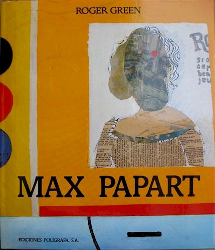 Papart, Max ,   French 1911-1994