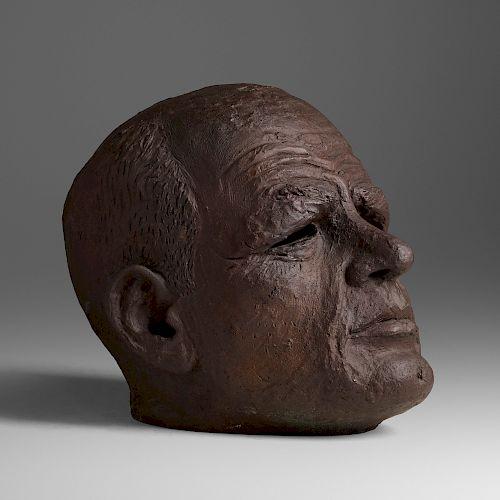 Robert Arneson, Big Head of Jackson
