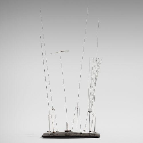 Harry Bertoia, Untitled (Kinetic Form)