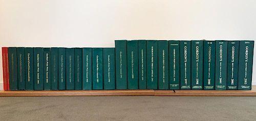 Gordon'S Print Annual,