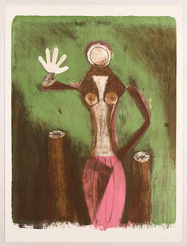 Tamayo,    Rufino,   Mexican 1899-1991