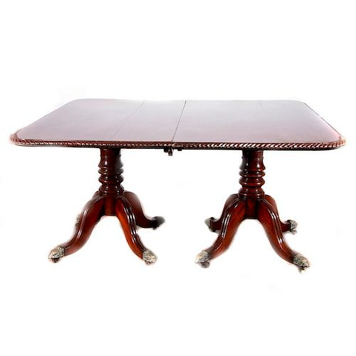19th century dining table.