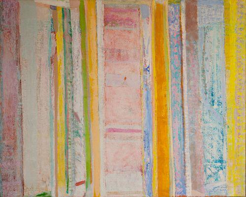 Robert Natkin - Untitled (Apollo Series)