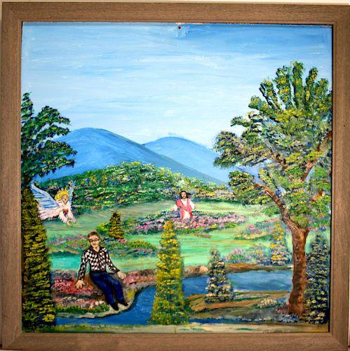 Outsider Art, Bonnie Loggins, Crossing Over