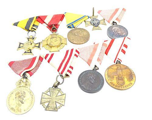 Assorted Metals