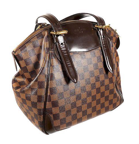 LOUIS VUITTON, Totally Checkered Canvas Bag