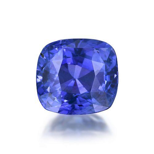 13.05-Carat Ceylon Unheated Color Change Sapphire