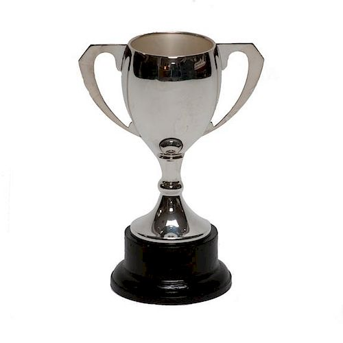 SIVER PLATE TROPHY