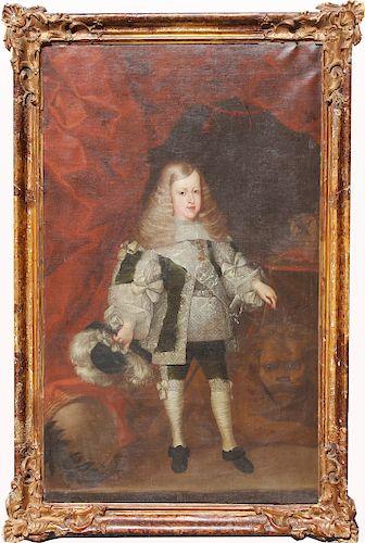 Attr. Sebastian de Herrera Barnuevo, Carlos II