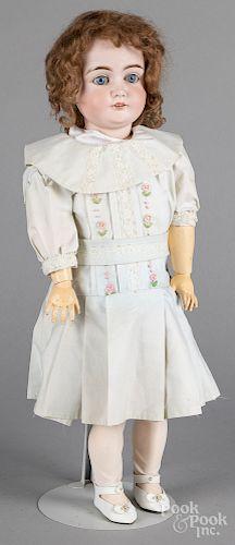 Kestner 146 bisque head doll
