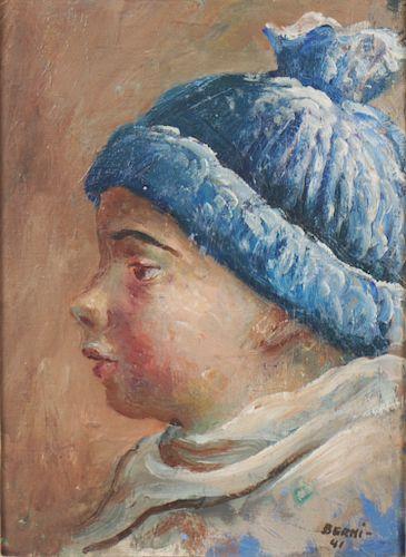 Antonio Berni (Argentine, 1905-1981) Oil Painting