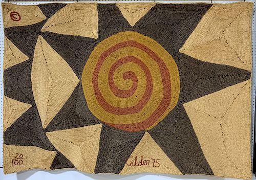 After Alexander Calder Wall Hanging Tapestry .