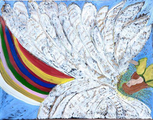 Outsider Art, Linda Bruton, King