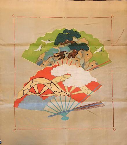 Fukusa, Meiji Period
