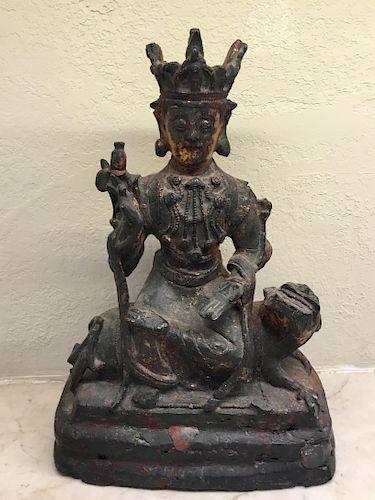 16th C Bodhisattva Avalokiteshvara, Korea