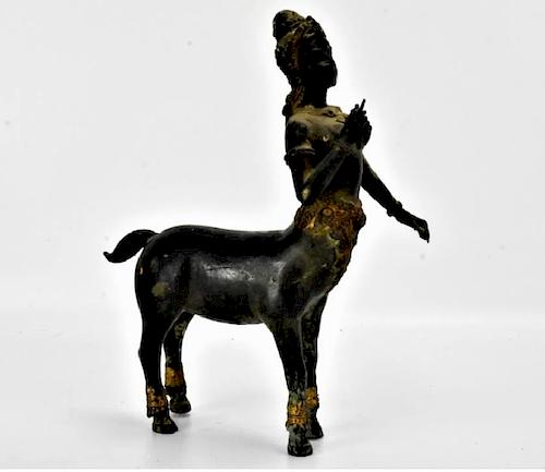 Bronze Kinnara