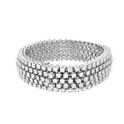 Tiffany & Co Diamond Bracelet