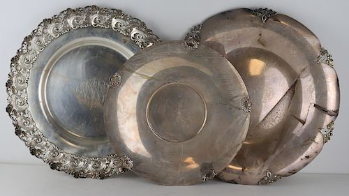 STERLING. Assorted Grouping of Sterling Hollow