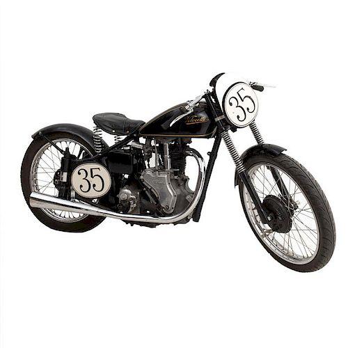 Moto Inglaterra Marca Velocette