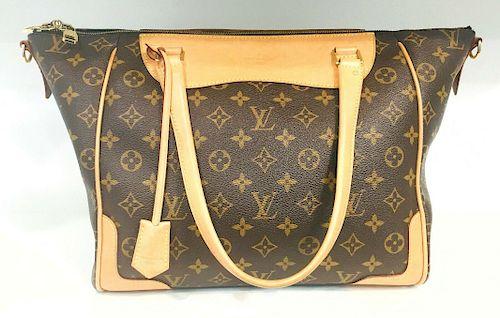 Louis Vuitton Monogram Large Brown  Handbag