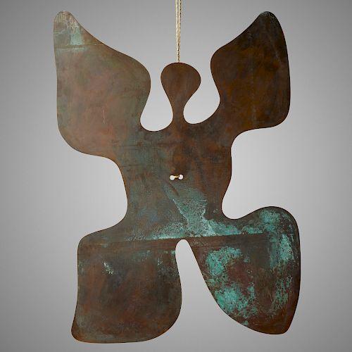 Harry Bertoia, Untitled (Gong)