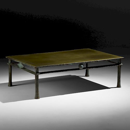 Philippe Anthonioz, coffee table, model T009
