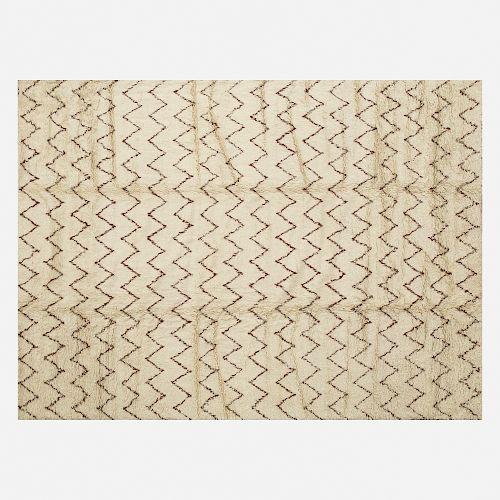 Moroccan, pile carpet