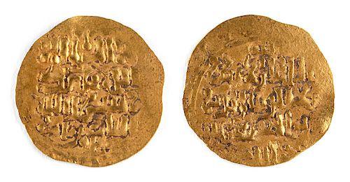 Medieval Great Seljuq Empire Gold Dinar