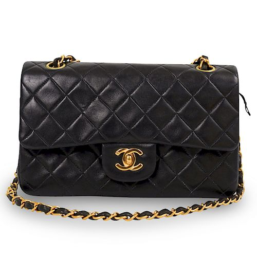 Chanel Caviar Quilted Double Flap Purse