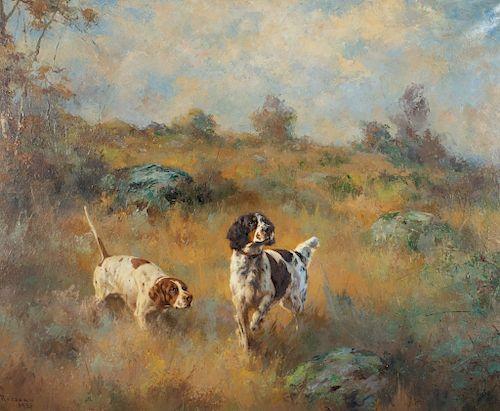 Percival Rosseau (1859-1937) New England