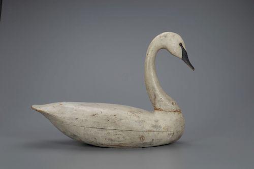 The Mackey Birch Swan Decoy, Charles Birch (1867-1956)
